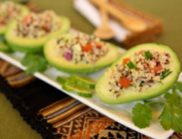 Quinoa Avocado