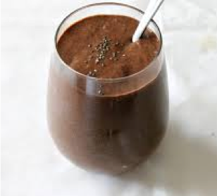 Cacao Chia Seed Pudding