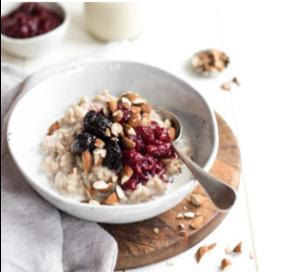 Creamy Rice Porridge