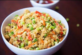 Cauli and Parsnip Fried Rice