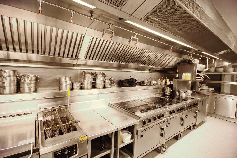 Cómo equipar la cocina de un restaurante para 40 comensales ...