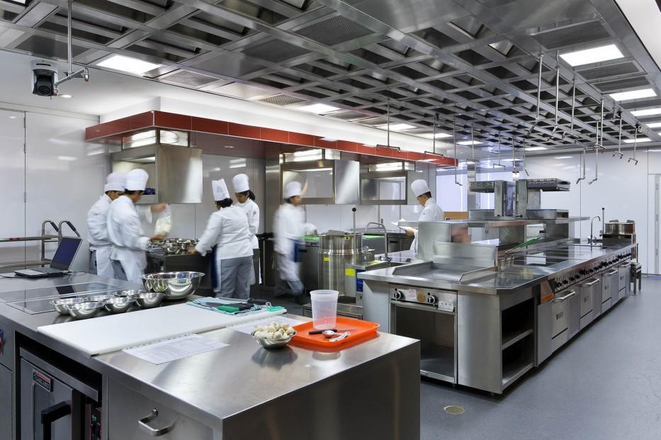 Diseo cocina industrial cool diseo industrial d de una for Cocina de estilo industrial