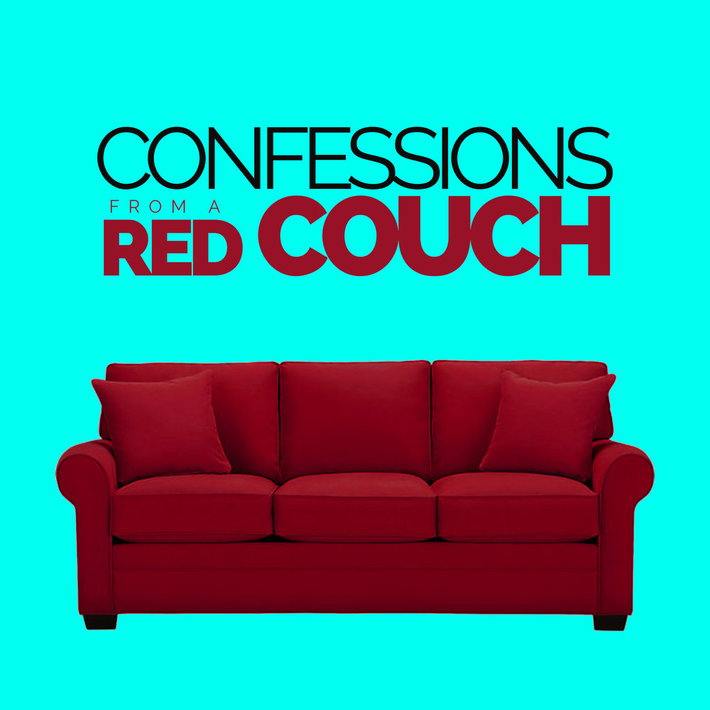 Confessions from a Red Couch