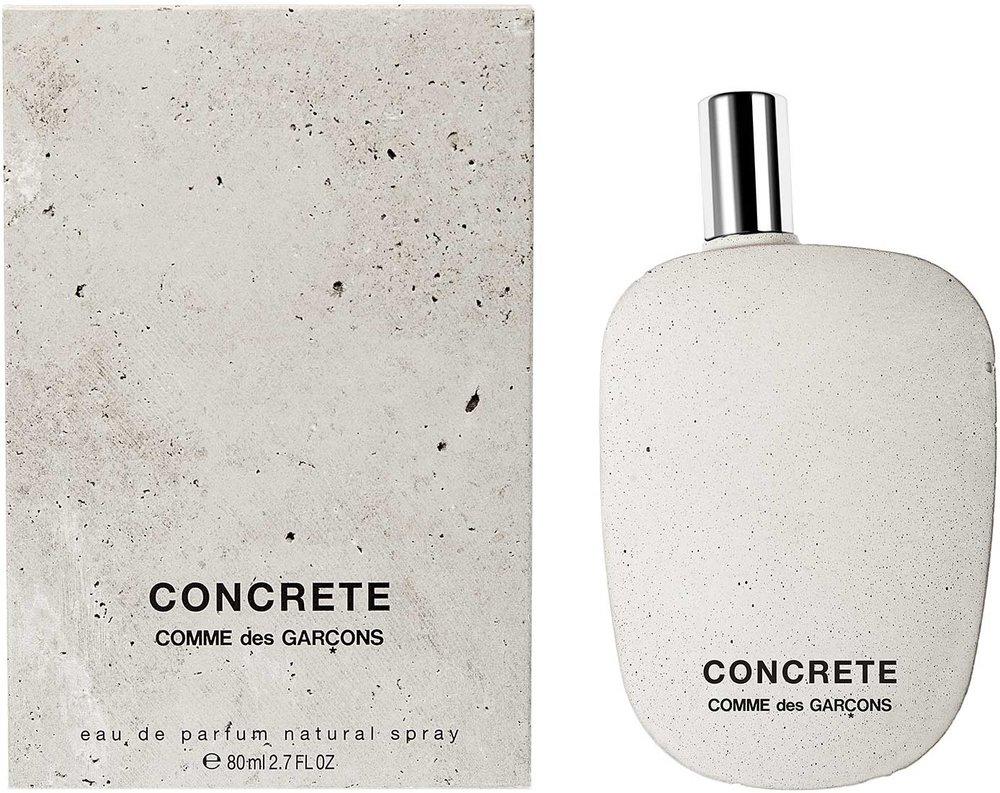 Concrete perfume by Commes des Garcons