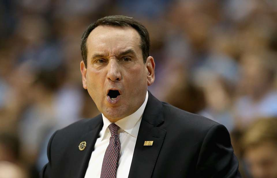 I always won in my imagination. I always hit the game-winning shot, or I hit the free throw. Or if I missed, there was a lane violation, and I was given another one. - Mike Krzyzewski