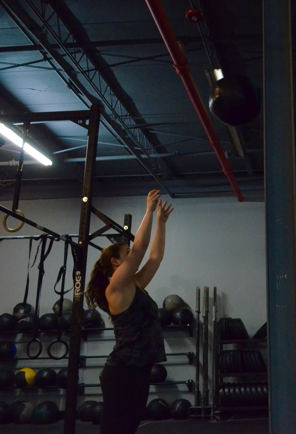 """CrossFit Deep is the first and only CrossFit gym where I have been a member. I can't see myself joining another gym either! CrossFit Deep is the most supportive workout environment I can imagine. The coaches are wildly knowledgeable and encouraging, and there's nothing like bonding with friends over dying in the same workout."""