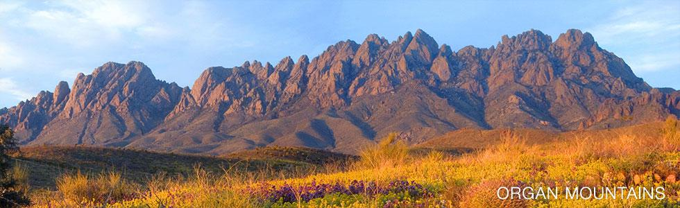 Organ Mountains National Monument     —    21 Miles from Las Cruces