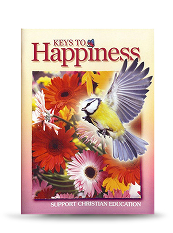 Keys To Happiness (100 Book Set) - For every donation of $75, UPMI will send you and a prisoner or ex-offender a copy of Keys To Happiness (100 Book Set).
