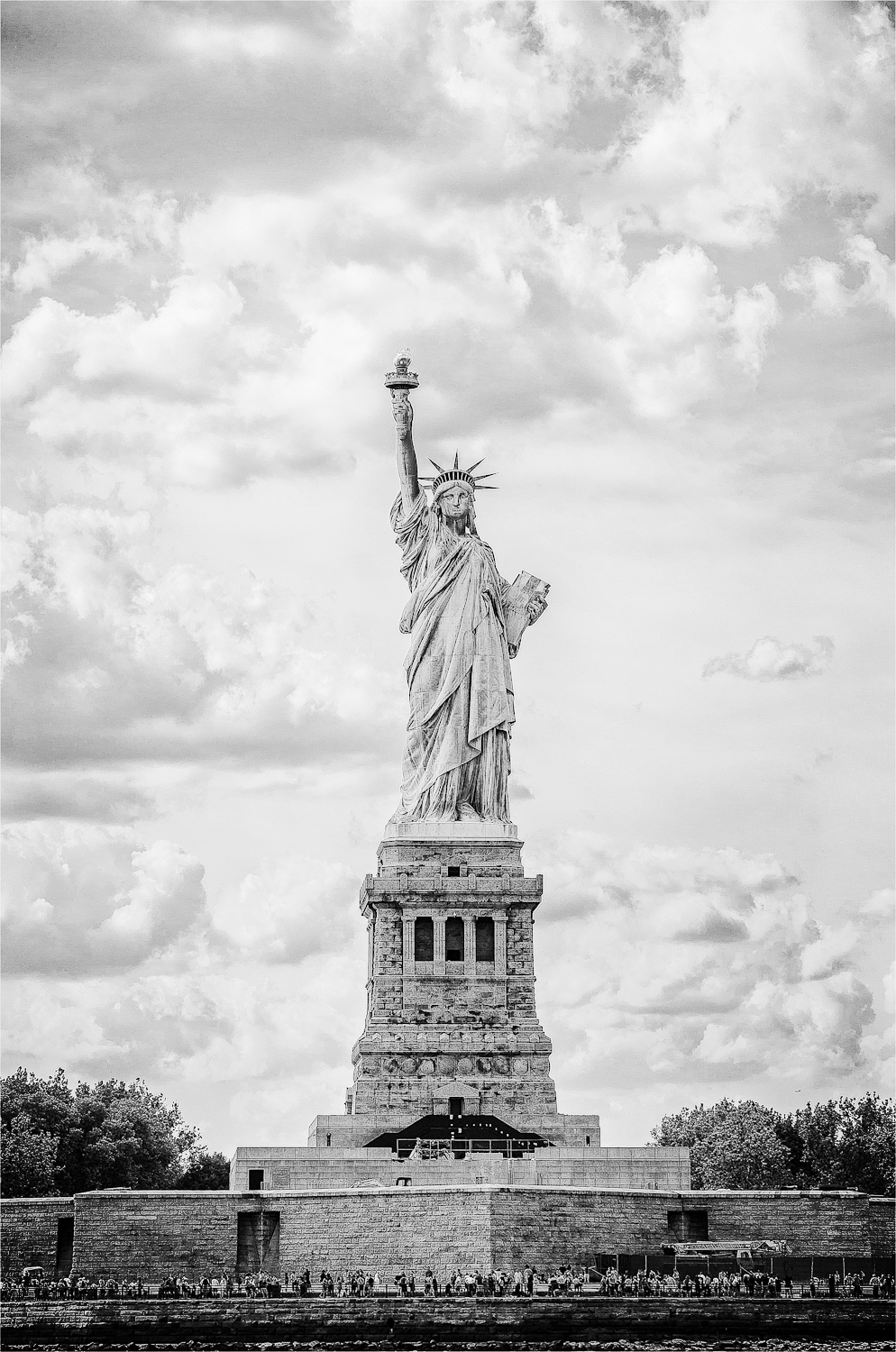 Statue of Liberty by Jason Joseph