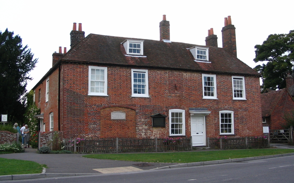 Jane Austen Museum in Chawton