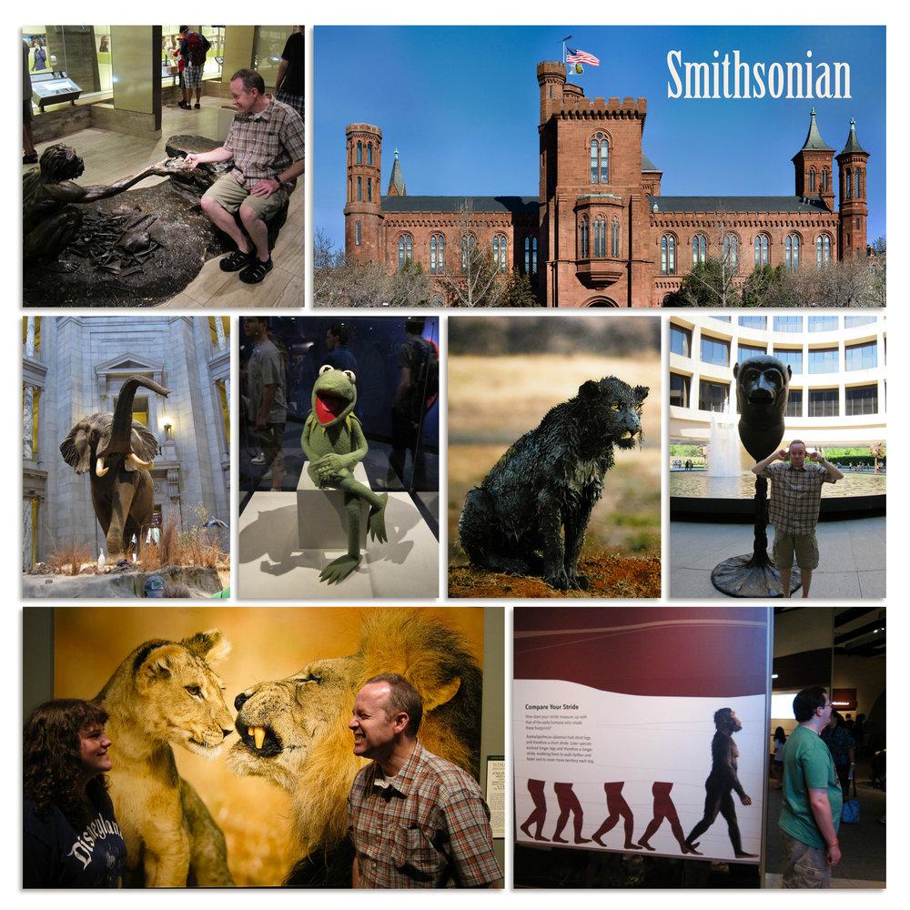 Smithsonian in Washington D.C. 2012