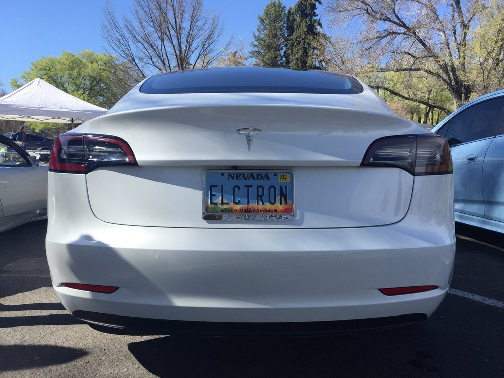 Tesla Model 3 - Yeah, it's living up to the hype.