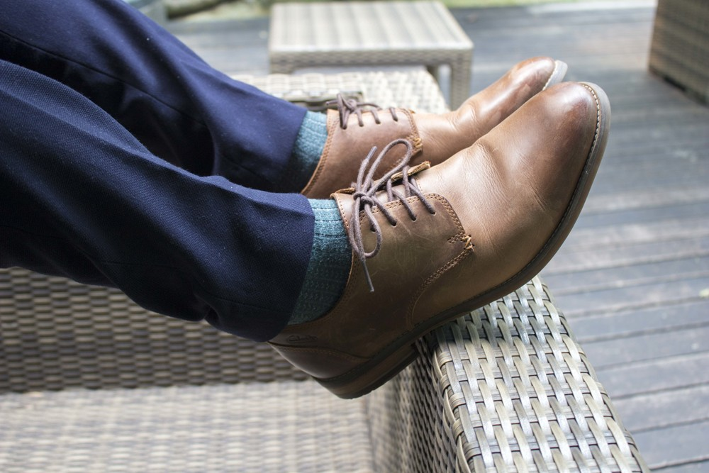Shoes: Clarks