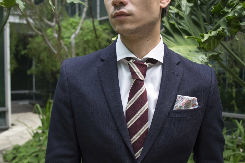 Tie: Vanda Fine Clothing