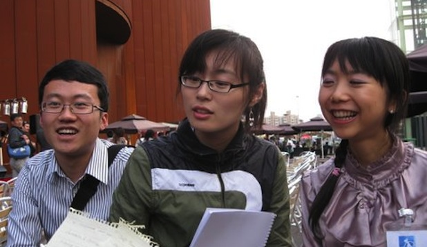 Chinese Delegates