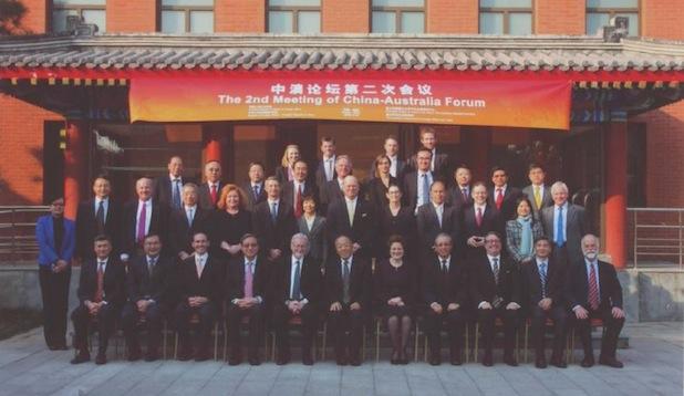 Australia China Forum
