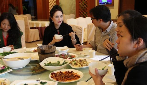 Dialogue Dinner