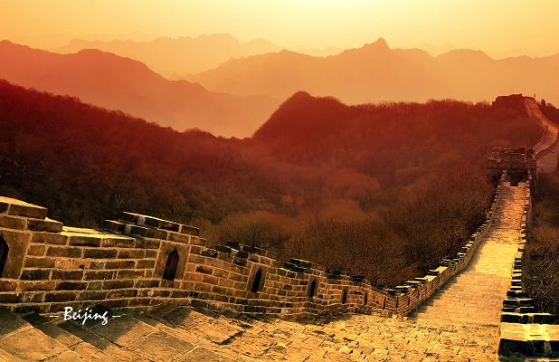 Great Wall morning 2