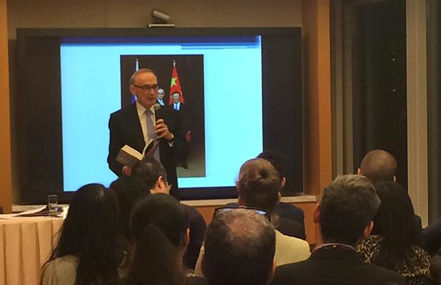 Bob Carr Talk 3