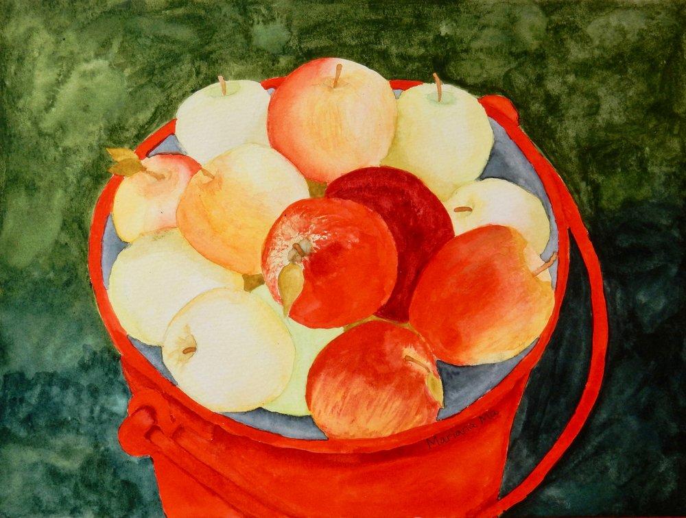 Mariana Ma.12 yrs.watercolor
