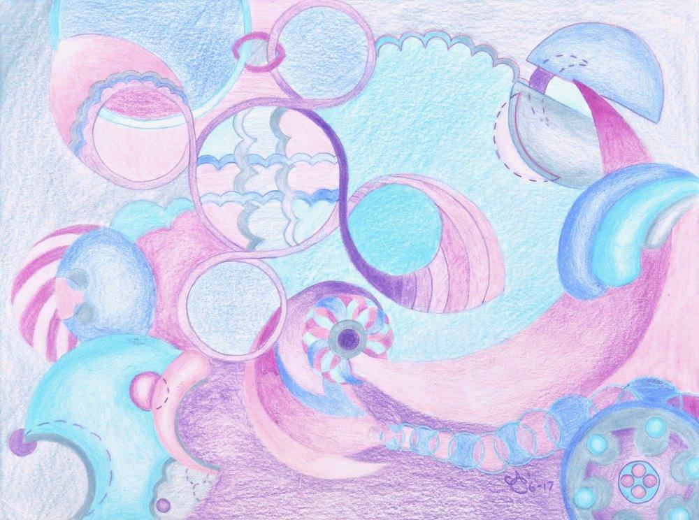 Alyssa Cusson.14yrs.colored pencil