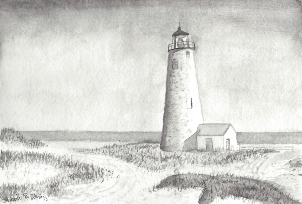 Isabelle Stanley.Lighthouse
