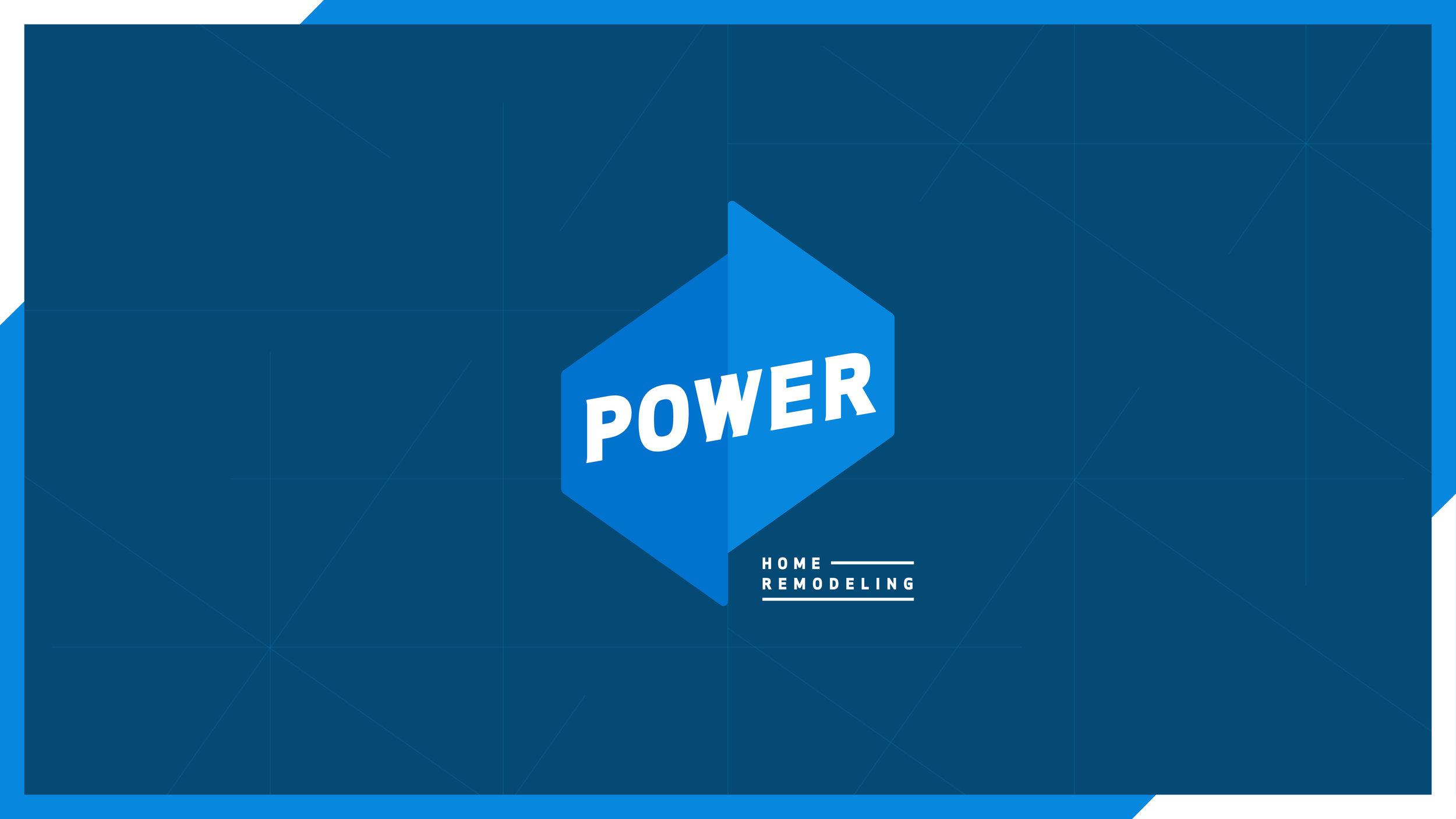Power Home RemodelingMatthew Gribben Graphic Design. Home Remodeling Design. Home Design Ideas