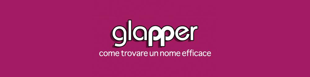 Glapper: come trovare un nome efficace