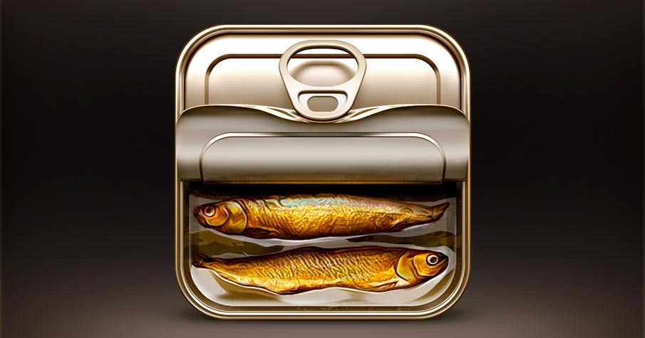 sardine e clienti