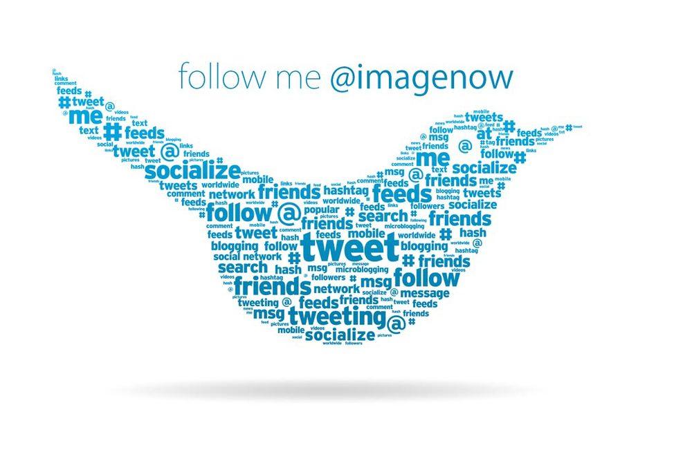 follow me @imagenow