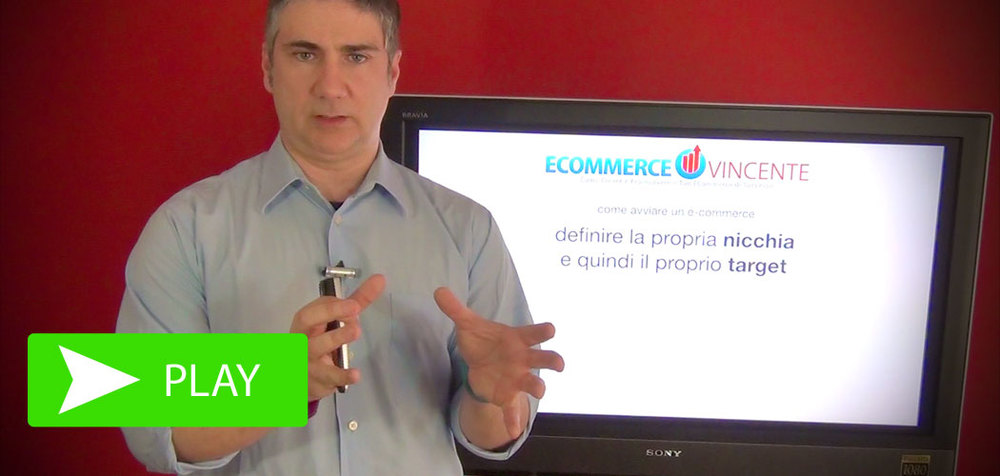 E-Commerce per Tutti - Video Lezione #1