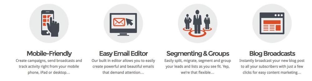 email marketing wordpress