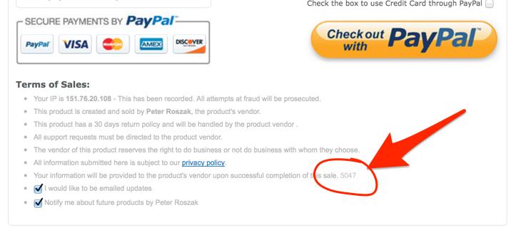 Per ricevere i BONUS di VideoMakerFX assicurati che quando acquisti ci sia questo codice: 5047