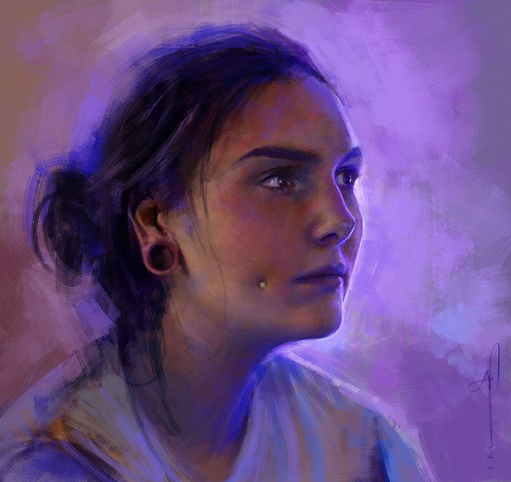 Self Portrait (2014)
