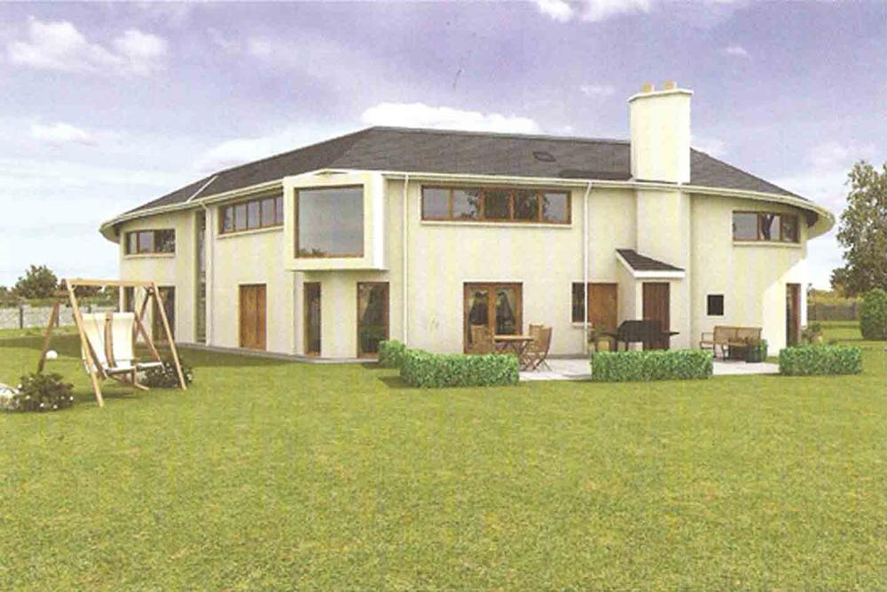 RAHENY IRISH HOUSE