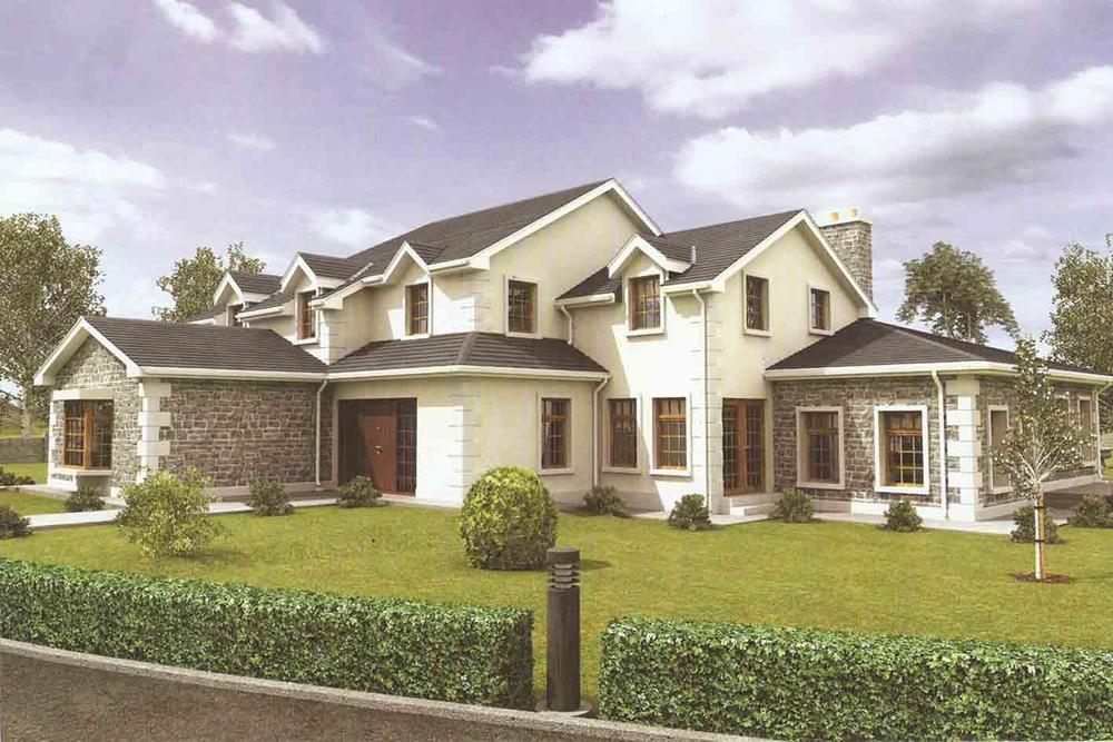 CASTLEKNOCK IRISH HOUSE