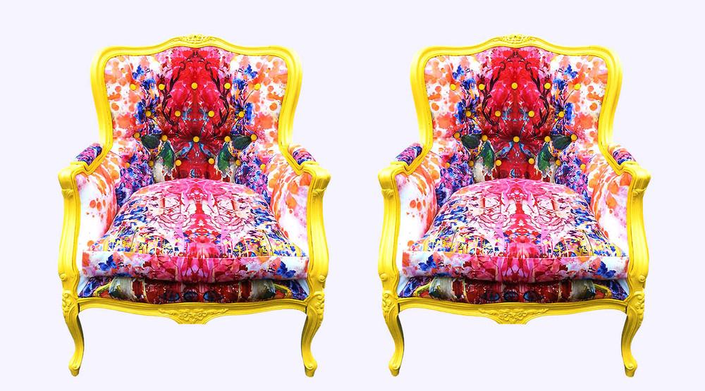 fabric_textiles_bespoke_glasgow_bobbin_fleck_furniture_upholstery_re-upholster_traditional_modern_cane_mid-century_vintage_restore_armchair