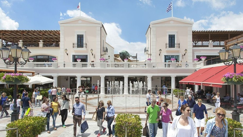 Designer Outlet Village, Athens, Greece
