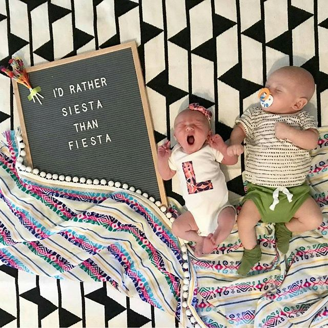 Give me a Siesta anyday! Adorable. . . . . 📷 @wittsenddesign