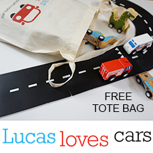 Lucas Loves Cars Little Rockers Radio