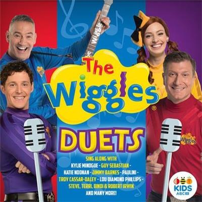 The Wiggles Duets on Little Rockers Radio