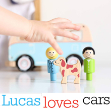 Lucas Loves Cars and Little Rockers Radio