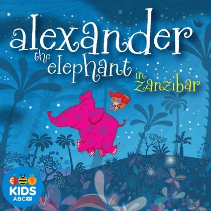 Alexander the Elephant in Zanzibar cd.jpg