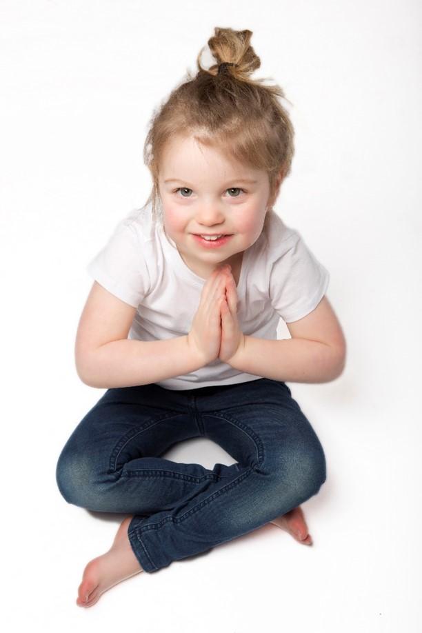 Namaste - fun-key yoga on Little Rockers Radio