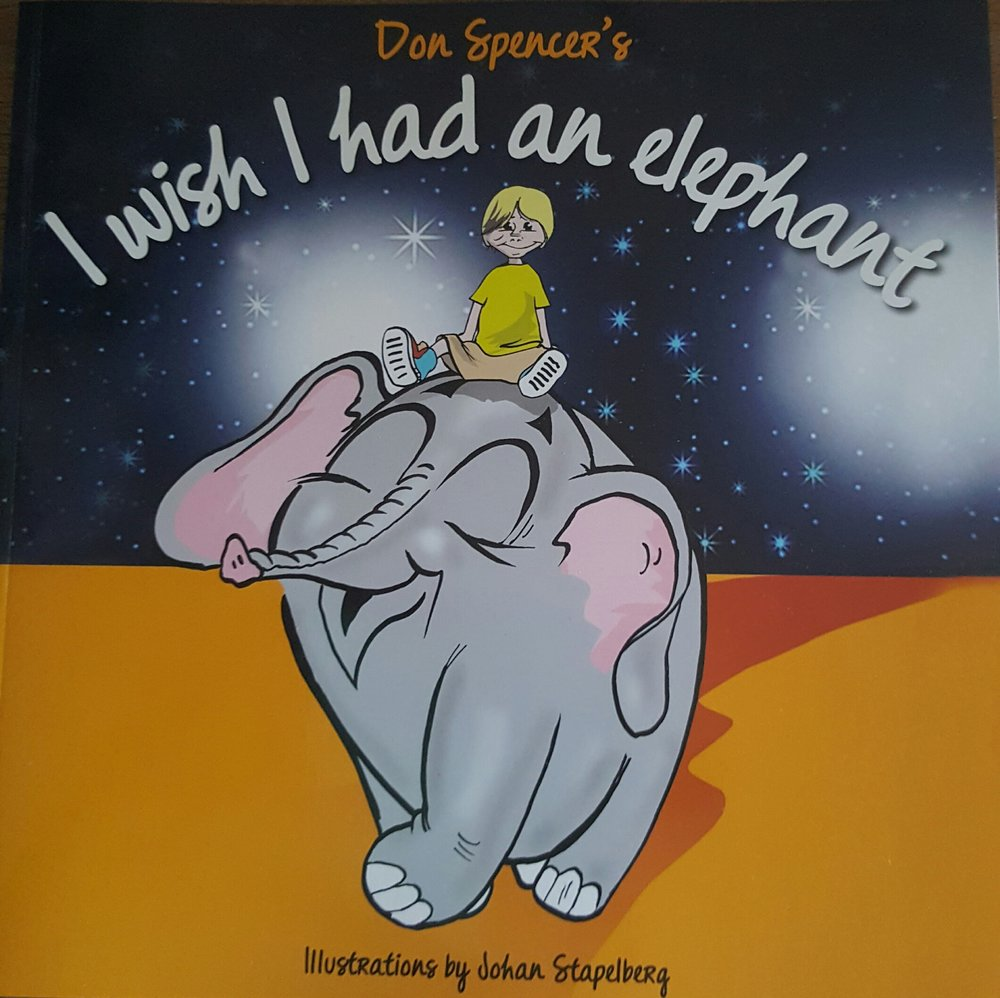 Little Rockers Radio - Don Spencer - I wish I had an elephant