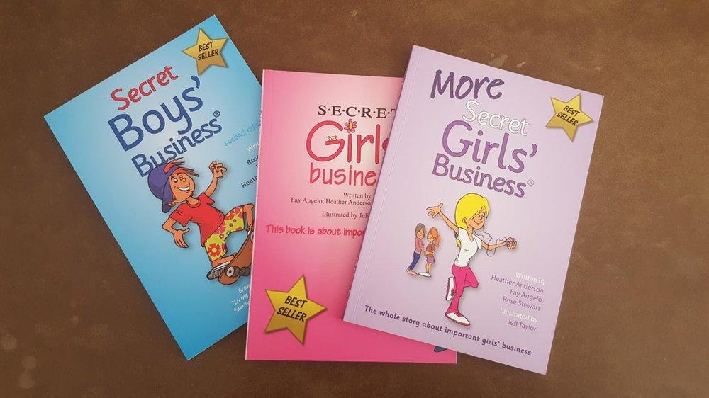 Secret Girls Business