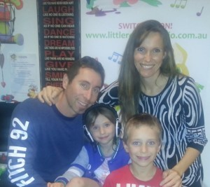 Sarah Morrissey - Little Rockers Radio - family