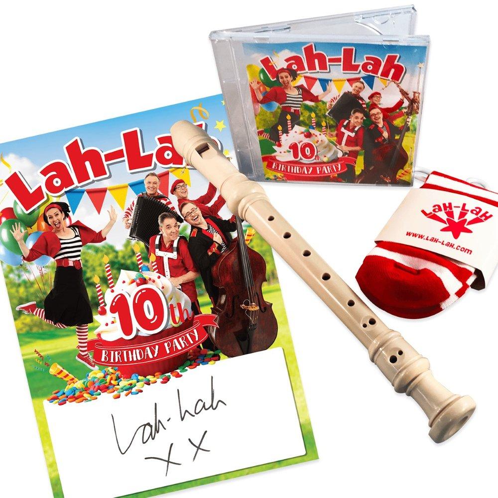 Lah-Lah Prize