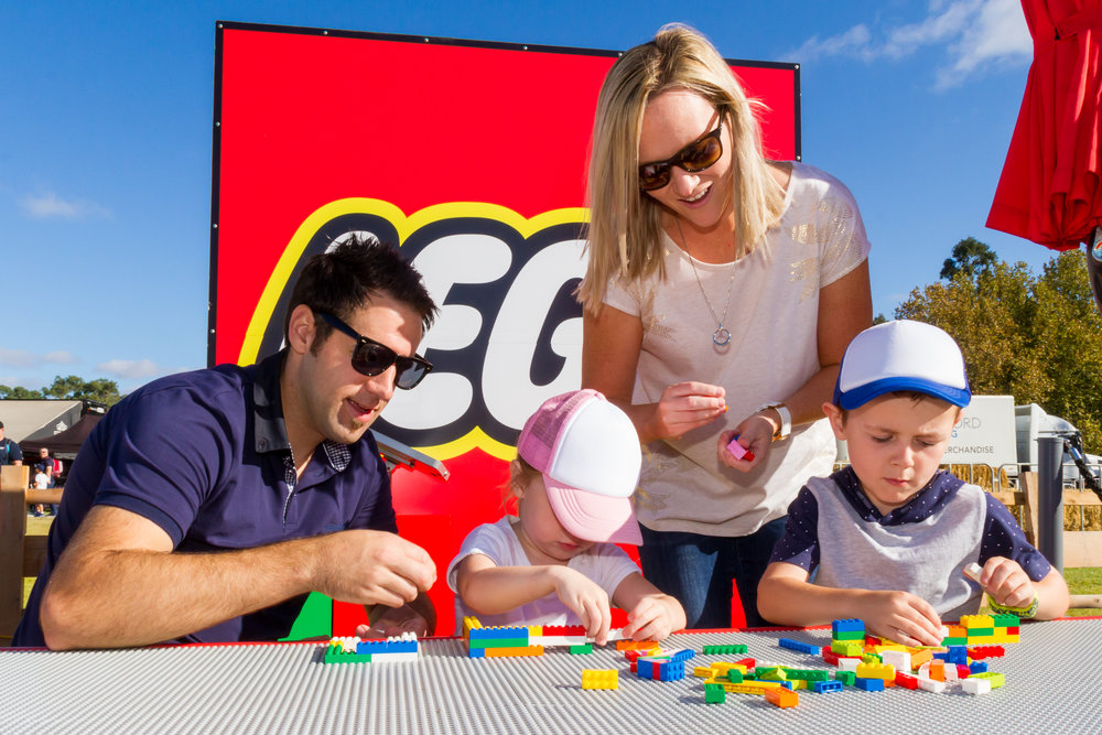 Sandown 500 LEGO ticket giveaway Little Rockers Radio