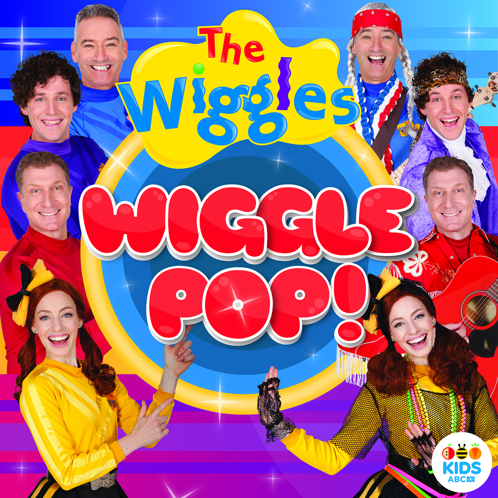 Wiggle Pop now playing on Little Rockers Radio